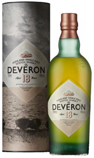 Deveron Scotch Single Malt 18 Year 750ml